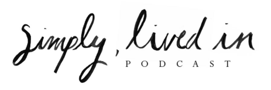simplylivedinpodcast.com